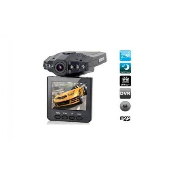 Camera video auto HD NightVision