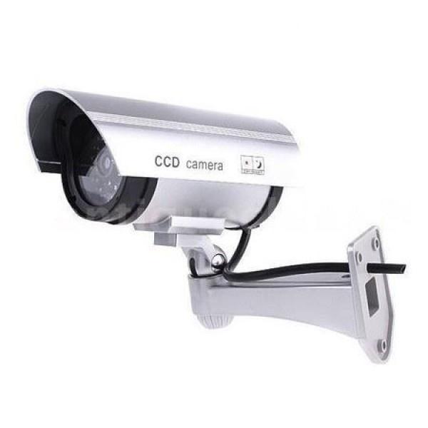 Set 2 x Camera falsa de supraveghere