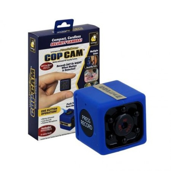 Mini camera video Cop Cam