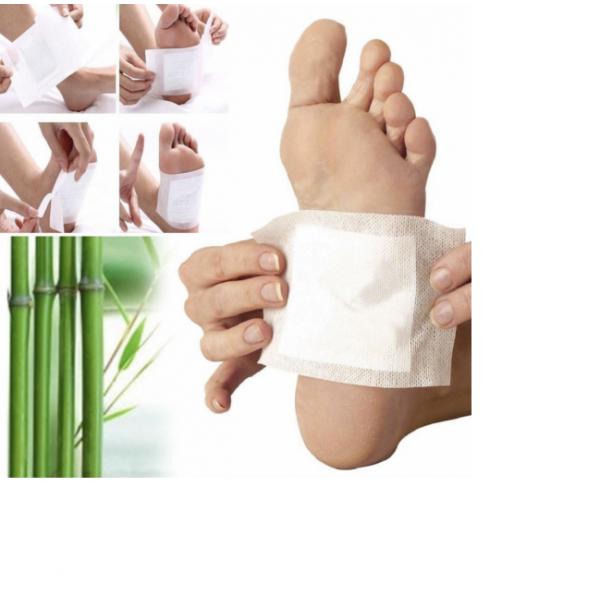 Set 50 plasturi  pentru detoxifiere