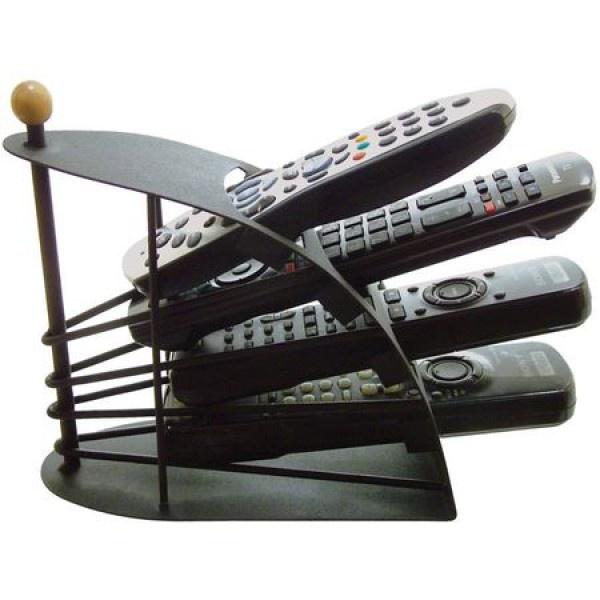Organizator de telecomenzi cu 4 rafturi