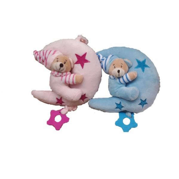 Jucarie muzicala din plus pentru patut - Baby Ursuletul