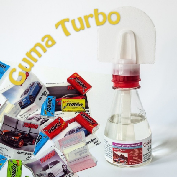 Odorizant esenta – Guma Turbo Original