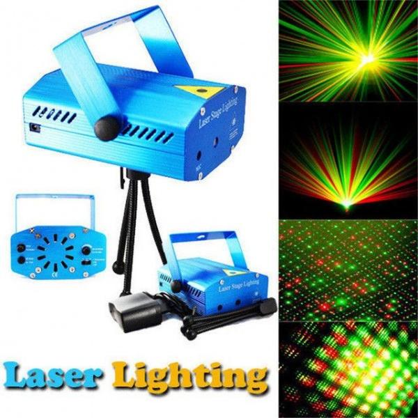 Proiector Joc De Lumini Cu Laser , Efect Disco