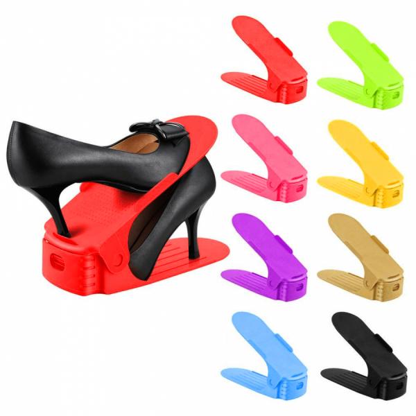 Set 12 buc organizator pantofi Shoe Slot