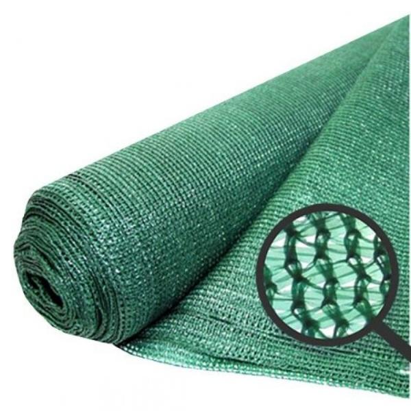 Plasa umbrire verde densitate 75% dimensiuni 1.7m x 25m