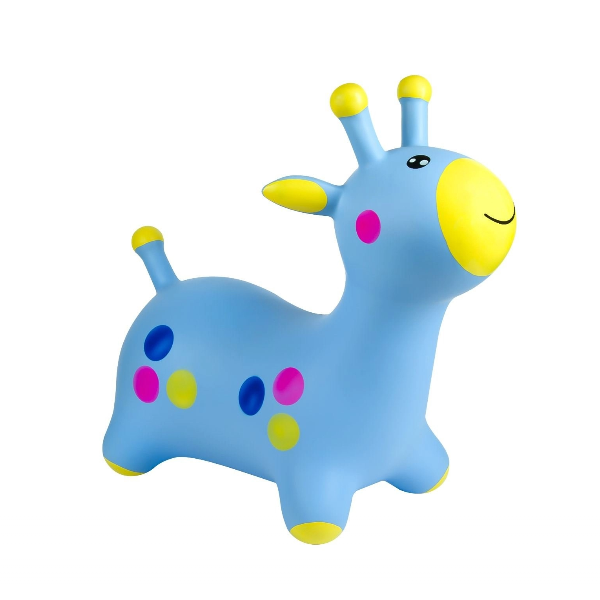 Jucarie gonflabila pentru copii, model girafa, tip hop hop