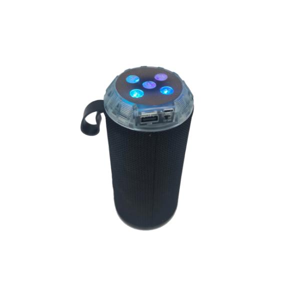 Boxa Portabila 122L, Bluetooth, Splashproof, TF Card, Aux-in, Radio FM