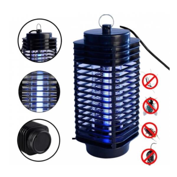Lampa UV / Felinar cu lumina ultravioleta, anti-insecte
