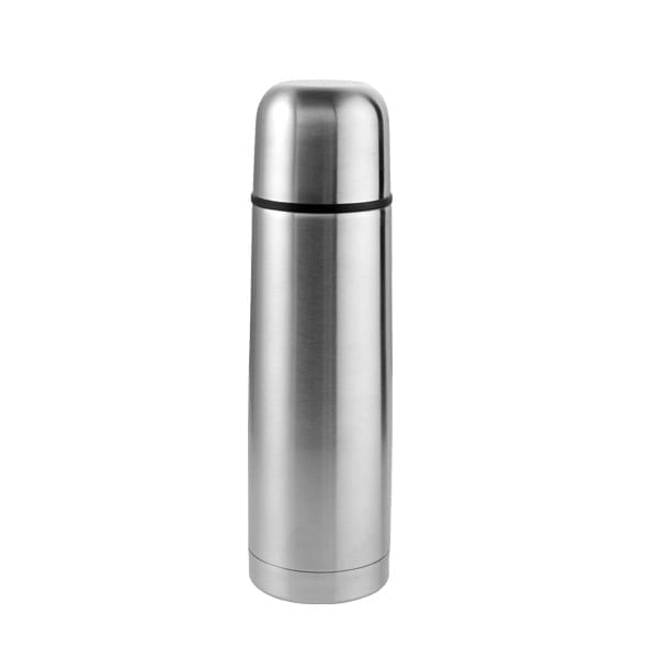 Sticla termos inox argintiu 0.75L