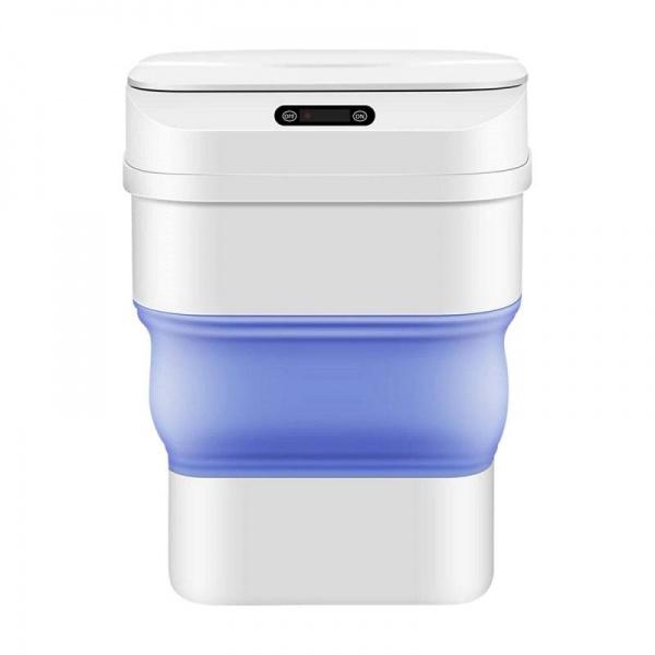 Cos de gunoi smart cu senzor de miscare, pliabil, 8L-17.5L