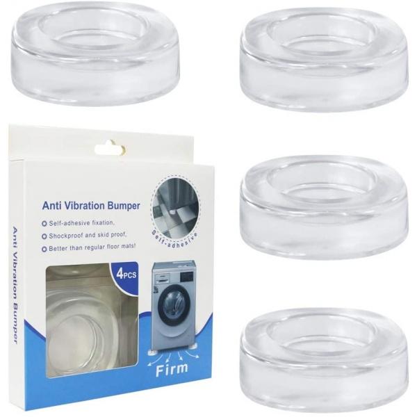 Set 4 amortizoare anti-vibratii pentru masina de spalat
