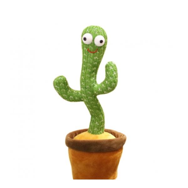 Jucarie de plus - Cactus dansator, dimensiuni 35 x 12 cm