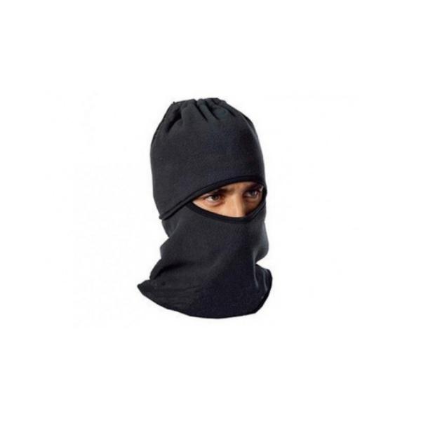 Capison material fleece, protectie gura si gat